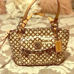 Adorable Coach Bag